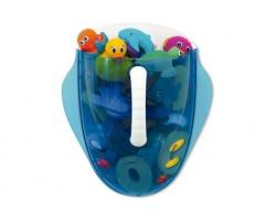 MUNCHKIN Munchkin Bath Toy Scoop Δοχείο Αποθήκευσης Παιχνιδιών Μπάνιου