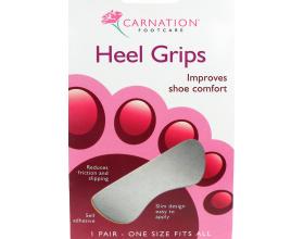 Vican Carnation Heel Grips Αυτοκόλλητα Προστατευτικά Παπουτσιού, 1 ζευγάρι