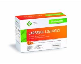 Uplab Larfasol lozenges παστίλιες με έλαιο ιπποφαούς, βιταμίνη C και μινθόλη 18 παστίλιες