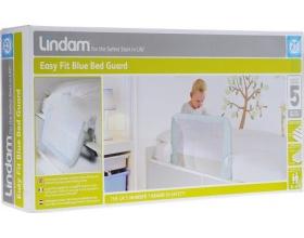 LINDAM Easy Fit Bed Rail Blue Μπαριέρα κρεβατιού, Χρώμα Μπλε, 1τμχ