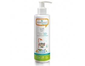 PHARMASEPT Kid Care Soft Bath Εξειδικευμένο παιδικό αφρόλουτρο χωρίς SLES/SLS για σώμα και ευαίσθητη περιοχή 500 ml