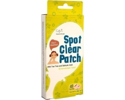 Vican Spot Clear Patch, Φροντίδα για τα σπυράκια με σαλικυλικό και tea tree, 48 patches