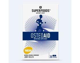 Superfoods Osteoaid Συμπλήρωμα Διατροφής για την υγεία των Αρθρώσεων, 30 κάψουλες