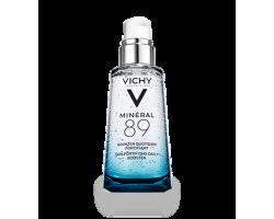 Vichy Mineral 89 Ενυδατική Κρέμα Προσώπου με Υαλουρονικό Οξύ φυσικής προέλευσης , 50ml
