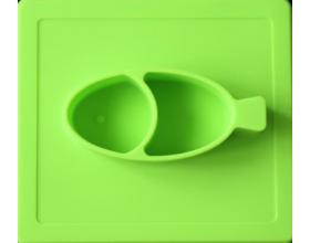 Stark&Watson, Easy Mats Σουπλά-Πιάτο, Χρώμα Πράσινο, 1τμχ