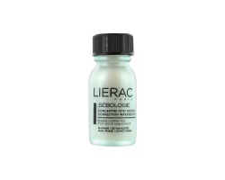 Lierac Sebologie Blemish Correction Stop Spots Concentrate Τοπική Αγωγή συμπύκνωμα κατά των Ατελειών, 15ml