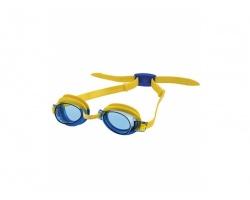 Fashy Γυαλάκια Κολύμβησης, Top Junior, Χρώμα Μπλέ- Κίτρινο, 1 τεμ.