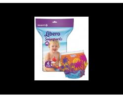 Libero Swimpants M, Πάνα Μαγιό μιας Χρήσης, 10-16Kg, 6τμχ