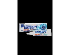 Intermed Unisept Oral Gel Γέλη που καθαρίζει & επουλώνει έλκη & πληγές της στοματικής κοιλότητας 30γρ
