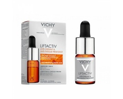 Vichy Liftactiv Anti-Oxidant & Anti-Fatigue Fresh Shot Serum με 15% Καθαρή Βιταμίνη C, 10ml