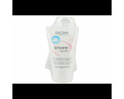 Ducray Ictyane Creme Mains, Κρέμα Χερίων για Ξηρές - Αφυδατωμένες επιδερμίδες,  2x 50ml
