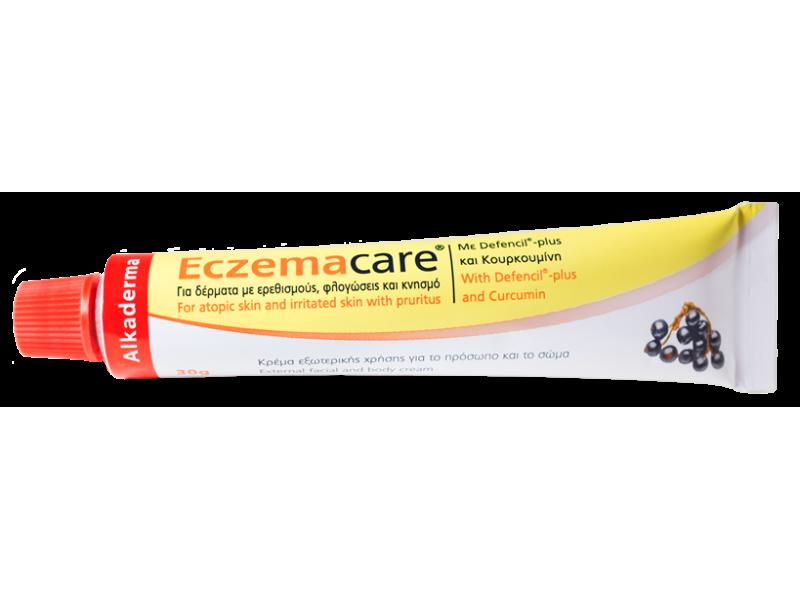 b1de6129aab BELVITA Alkaderma Eczemacare κρέμα για ατοπική δερματίτιδα, έκζεμα,  φλεγμονή-κνησμό, αποκατάσταση φράγματος 30gr