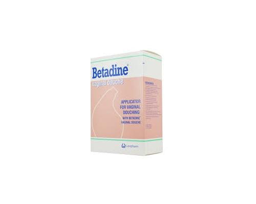 BETADINE Vaginal Douche, Συσκευή Για Κολπικές Πλύσεις, 1τμχ