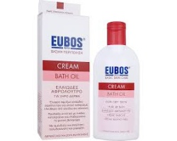 EUBOS Cream Bath Oil 200ml
