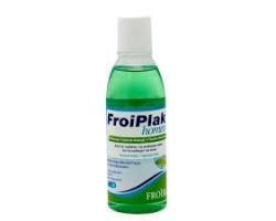 FROIKA Froiplak Homeo, Φθοριούχο στοματικό διάλυμα κατά της τερηδόνας της μικροβιακής πλάκας  με γεύση δυόσμο 250 ml