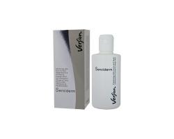 Version SENSIDERM Λεπτόρευστο γαλάκτωμα κατάλληλο για τον καθαρισμό & το ντεμακιγιάζ του προσώπου - ματιών 200ml