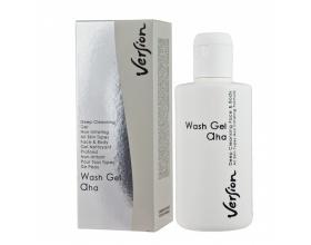 Version WASH - GEL AHA Deep Cleansing Gel Eιδικό για τον καθημερινό καθαρισμό προσώπου & σώματος για όλες τις επιδερμίδες 200ml