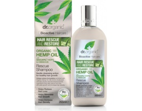 Dr.Organic Hemp Oil Rescue Shampoo 265ml