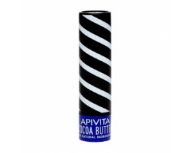 APIVITA Lip Care με Βούτυρο Κακάο SPF20 4,4gr