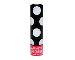 APIVITA Lip Care με Ρόδι 4.4gr
