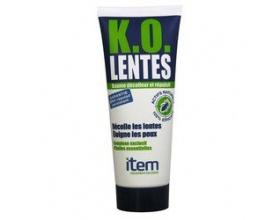 Inpa, Item K.O Lentes Repulsif Baume Decolleure, Λοσιόν για την Πρόληψη & Απώθηση των Ψειρών από τα Μαλλιά 100 ml