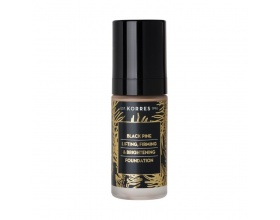 Korres Μαύρη Πεύκη Make Up Ανόρθωση, Σύσφιγξη και Λάμψη, απόχρωση BPF2, 30ml