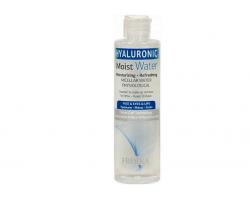 Froika Hyaluronic Moist Water Face & Eyes and Lips Νερό καθαρισμού/ντεμακιγιάζ, προσώπου και ματιών, με αναζωογονητική και τονωτική δράση, 200ml