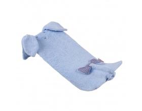 Minene Baby Bath Βάση Μπάνιου για Μωρά εώς 6 μηνών με Γάντι, Χρώμα Μπλε, 1τμχ