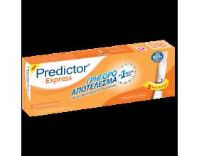 PREDICTOR Express, Τεστ Εγκυμοσύνης Για Γρήγορο Αποτέλεσμα Μόνο Σε 1 Λεπτό, 1τμχ