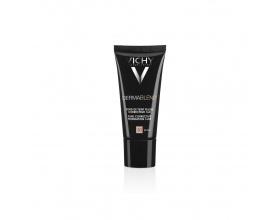 VICHY, Dermablend Make Up Fluid No.30 Beige Διορθωτικό Fond de Teint Προσώπου με λεπτόρευστη υφή, για όλους τους τύπους επιδερμίδας, 30ml