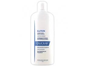 Ducray Elution Dermo-protective Shampoo, Δερμοπροστατευτικό Σαμπουάν Καθημερινής Χρήσης, 400 ml