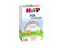 HiPP Combiotic HA, Υποαλλεργικό γάλα για βρέφη από τη γέννηση 600g