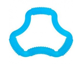 Dr. Brown's Flexees 102, Κρίκος οδοντοφυΐας χρώματος μπλε κατάλληλο για βρέφη 3m+ 1 τεμάχιο
