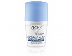 Vichy Deodorant Mineral 48H Αποσμητικό Χωρίς Άλατα Αλουμινίου 50ml