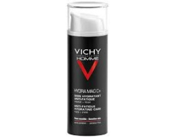 Vichy Homme Hydra Mag C+, Ενυδατική φροντίδα αναζωογόνησης για πρόσωπο και μάτια 50ml