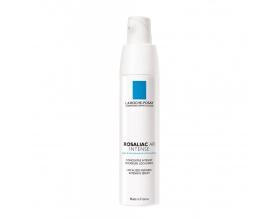 La Roche Posay Rosaliac AR Intense, 40ml : Εντατική Φροντίδα κατά της επίμονης ερυθρότητας. Κατάλληλη για το ευαίσθητο δέρμα με τάση για ερυθρότητα, ευρυαγγείες & έντονες κοκκινίλες. Λεπτόρρευστη υφή, σε μορφή gel.