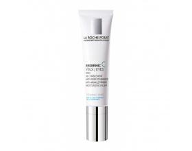 LA ROCHE-POSAY REDERMIC C Kρέμα για τα μάτια κατά των ρυτίδων, της απώλειας σφριγηλότητας & της ανομοιόμορφης όψης 15 ml