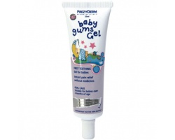 FREZYDERM BABY GUMS GEL, Απαλό gel για την ανακούφιση των βρεφικών ούλων κατά την  πρώτη οδοντοφυΐα, 25ml