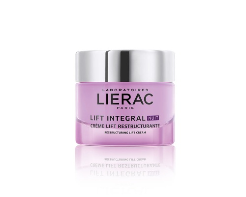LIERAC, Lift Integral Nuit Creme Lift Remodelante Κρέμα Νύχτας Lift Επανασμίλευσης, 50ml