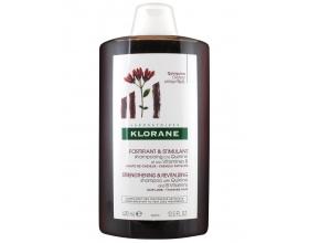 Klorane Shampooing à la quinine et aux vitamines B, Σαμπουάν με κινίνη και σύμπλεγμα βιταμινών Β που δυναμώνει και τονώνει τα μαλλιά, 400ml