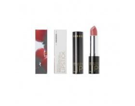Korres Morello Creamy Lipstick 16 Blushed Pink Κρεμώδες Κραγιόν για έντονο, γεμάτο χρώμα μεγάλης διάρκειας, 3.50ml