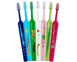 TEPE, Toothbrush Soft, Παιδική Μαλακή Οδοντόβουρτσα Ηλικία 3+, 1 Τεμάχιο