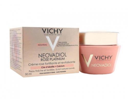 Vichy Neovadiol Rose Platinium Κρέμα ημέρας για ώριμες και θαμπές επιδερμίδες 50ml