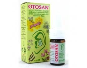 OTOSAN, Ear Drops PROPOLIS, Φυσικό προϊόν που βοηθά στην αποφυγή υπερβολικού σχηματισμού κεριού στο κανάλι του αυτιού, 10ml