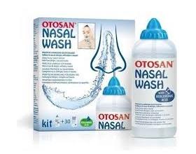 OTOSAN, Nasal Wash Πρακτικό Φιαλίδιο & Φάκελα με φυσιολογικό ορό (30 τμχ)