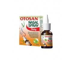 OTOSAN, Baby Nasal Σπραυ, Αποσυμφορητικό ρινικό σπρέι,  Υπέρτονο 1,3%βλέννολυτικό, 30ml