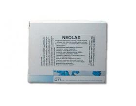 Oti-Hellas Neolax Συμπλήρωμα Διατροφης για την Δυσκοιλιότητα και την κακή πέψη 600mg, 60caps