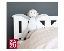 Zazu Max Η Μαϊμού Λούτρινο παιχνίδι με φως νυκτός και μελωδίες, 1τμχ