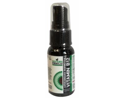 Doctors Formulas VITAMIN B12 Λιποσωμιακή Φόρμουλα Spray, 30ml