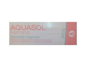AQUASOL Femina Bacterial Vaginosis Gel για Βακτηριακή Κολπίτιδα - 30ml